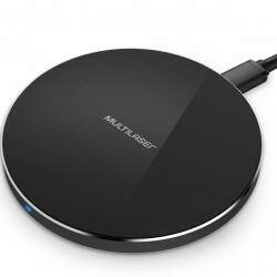 Carregador Wireless Concept Charger Pad Preto - Mu..