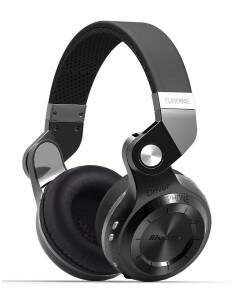 Headphone Bluetooth Turbine T2s Hurricane Bluedio