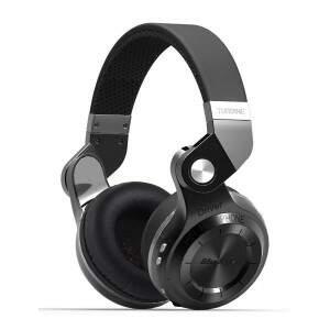 Headphone Bluetooth Turbine T2s Hurricane Bluedio