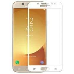 Película de Vidro 3D Para Samsung Galaxy J7 Prime