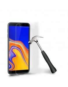 Película De Vidro Temperado Para Samsung Galaxy J6 Plus - PLAY CASES