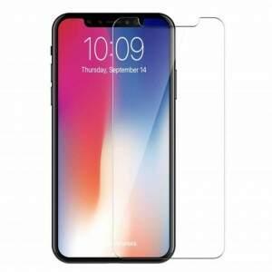 Película De Vidro Temperado Para Apple Iphone XS -..