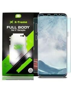Película Full Body 360 Frente E Verso Para Samsung..