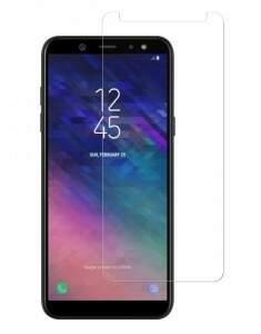 Película De Vidro Temperado Para Samsung Galaxy A6..
