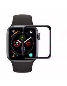 Película Vidro 3D Apple Watch 38mm Com Borda - X T..