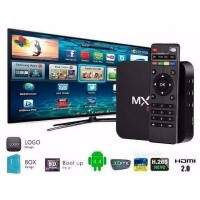 Smart Tv Box Mxq 4k Quad Core Android 3GB Ram 16gb..