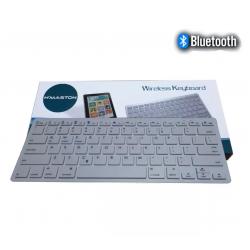 Teclado Sem Fio Blueetooth  Para Computador - H'MASTON